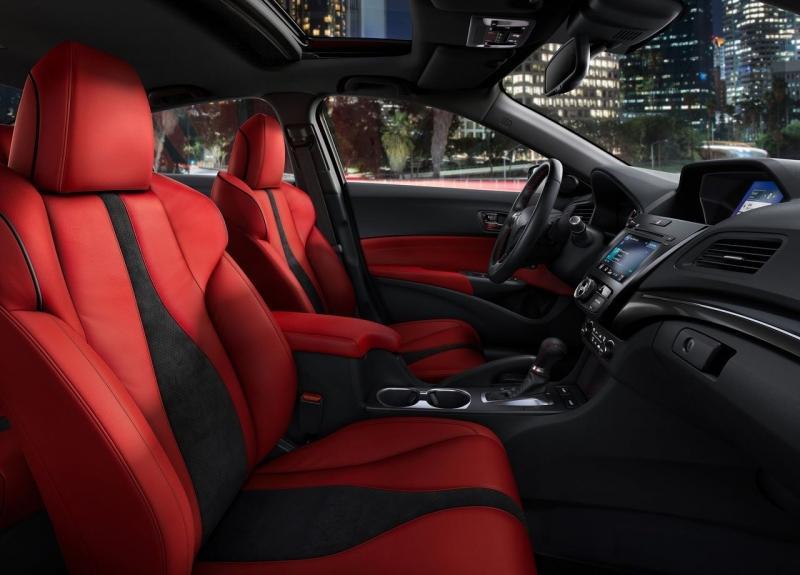 Acura ILX 2019 – рестайлинг компактного седана Акура ИЛХ