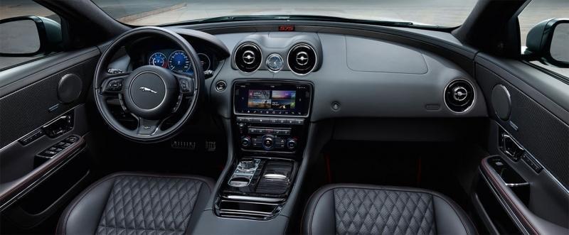 Jaguar XJR575 2018 – топовая версия Ягуар XJ