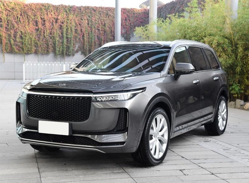 Leading Ideal One 2019 – новый китайский электрический внедорожник