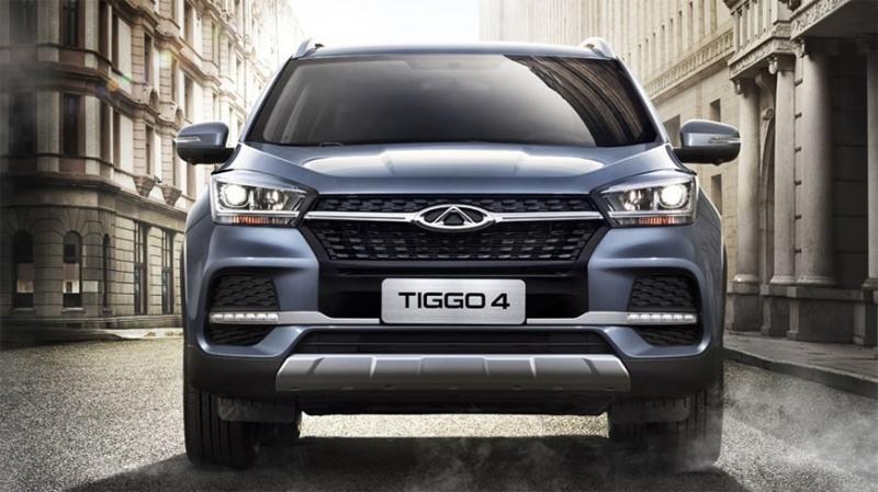 Chery Tiggo 4 2019 – Чери Тигго 4 в новом кузове скоро в России
