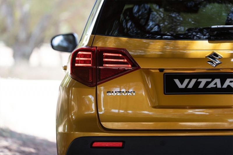 Suzuki Vitara 2019 – кроссовер Сузуки Витара пережил рестайлинг