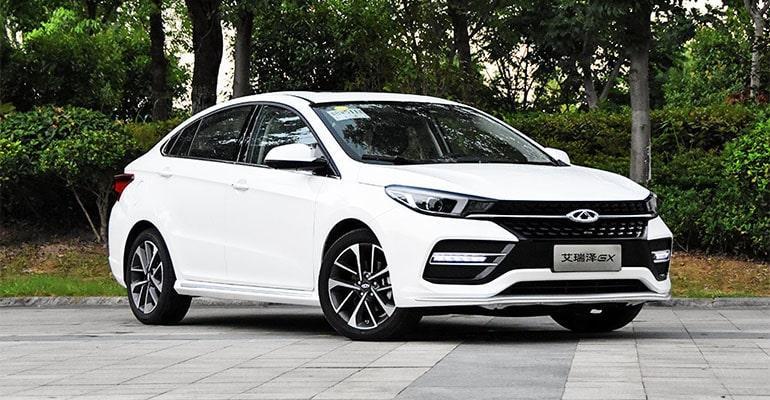 Chery Arrizo GX 2018 – новый седан Чери выйдет за пределы Китая