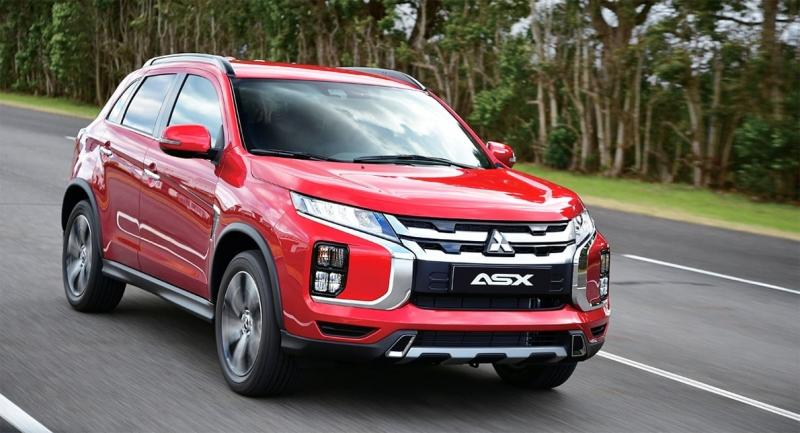 Mitsubishi ASX 2020 – обновленный Митсубиси АСХ дебютирует в Женеве
