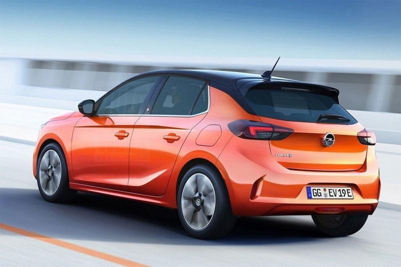 Opel Corsa 2020 – хэтчбек Опель Корса 6 поколения