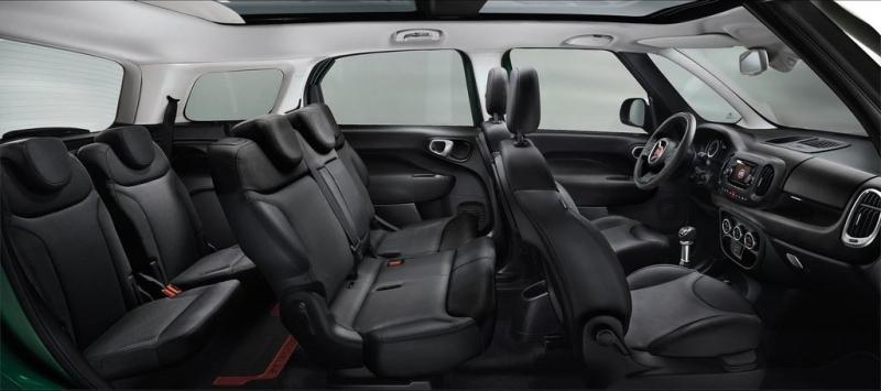 Fiat 500L 2017 – новинки Фиат для России