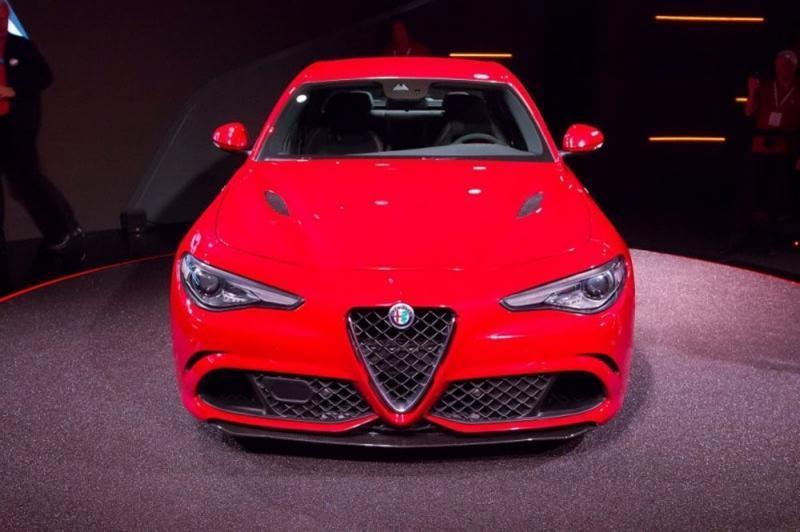 Новая Alfa Romeo Giulia – великолепный итальянский седан