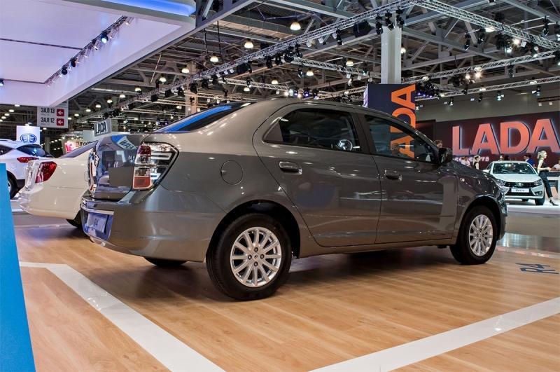 Новый Ravon R4 2017 – переименованный Chevrolet Cobalt