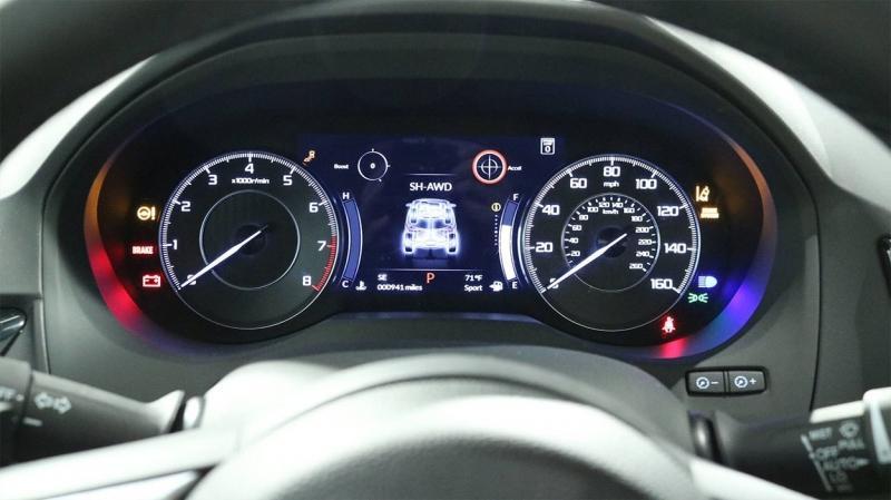 Acura RDX Prototype поведал о кроссовере Акура RDX 3 поколения 2019 года