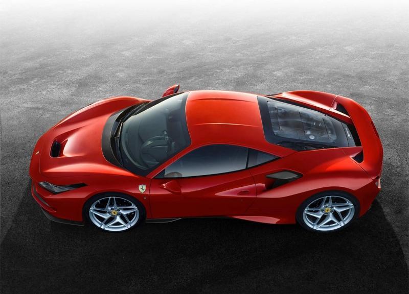 Ferrari F8 Tributo 2019 – новый суперкар Феррари