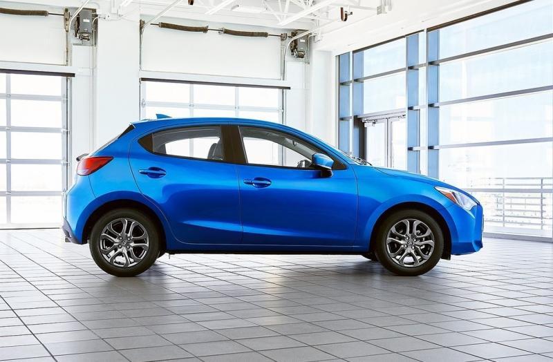 Toyota Yaris 2020 – новый хэтчбек Тойота Ярис для Америки