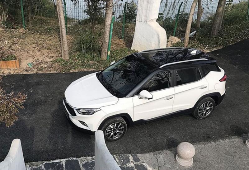 JAC S4 2019 – паркетник Джак со стильным дизайном