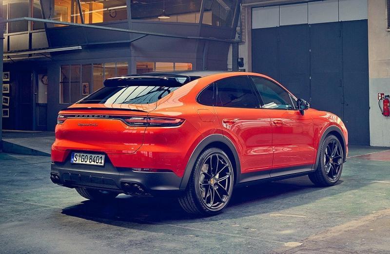 Porsche Cayenne Coupe 2019 – Порше Кайен Купе представлен официально