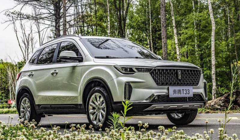 FAW Bestune T33 2019 – новый паркетник из Китая