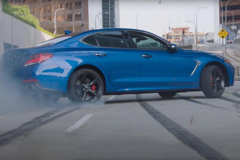 Лучшее автомобильное видео июня
