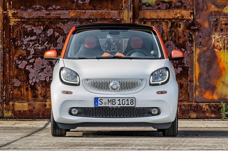Smart ForTwo и Smart ForFour — новое поколение миникаров