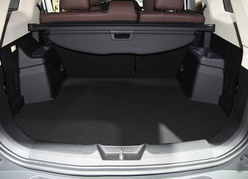 Changhe Q7 2018 – кроссовер в стилистике Range Rover