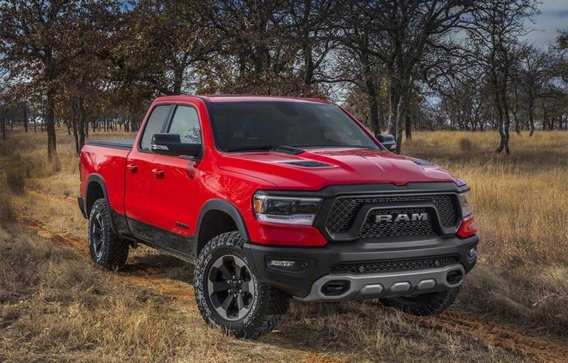 Ram 1500 2019 – высокотехнологичный американский пикап