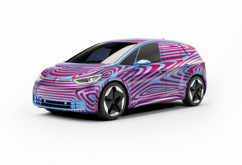 Volkswagen ID.3 2020 – первенец электрического семейства ID