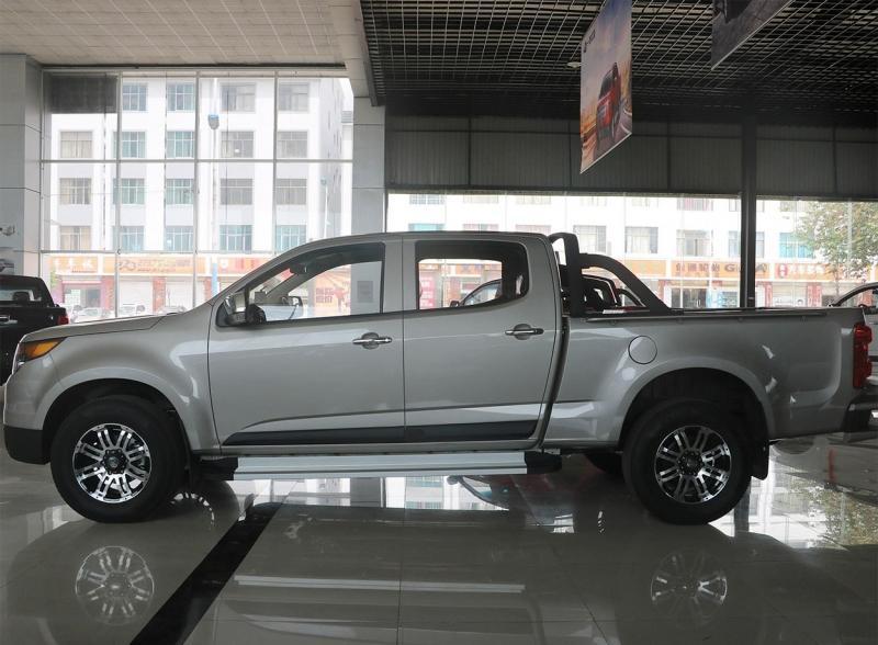 FAW Hongta T340 2018 – китайский пикап с «лицом» кроссовера Ford Explorer