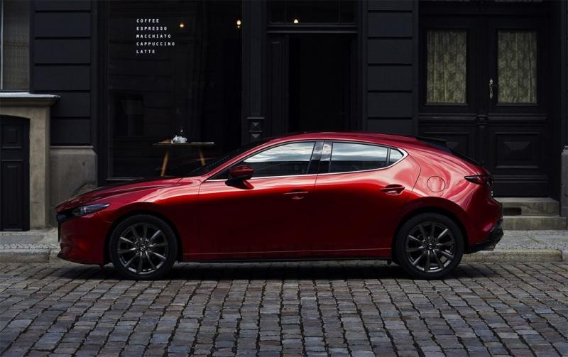 Mazda 3 2019 – новая генерация Мазда 3