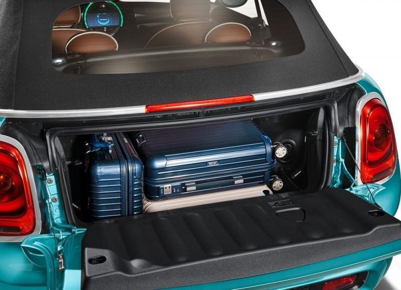 Новый Mini Cabrio 2016 — комфорт превыше всего