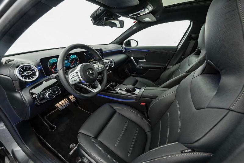 Brabus Mercedes A250 2019 – Брабус прокачал хэтчбек Мерседес А-класса (W177)