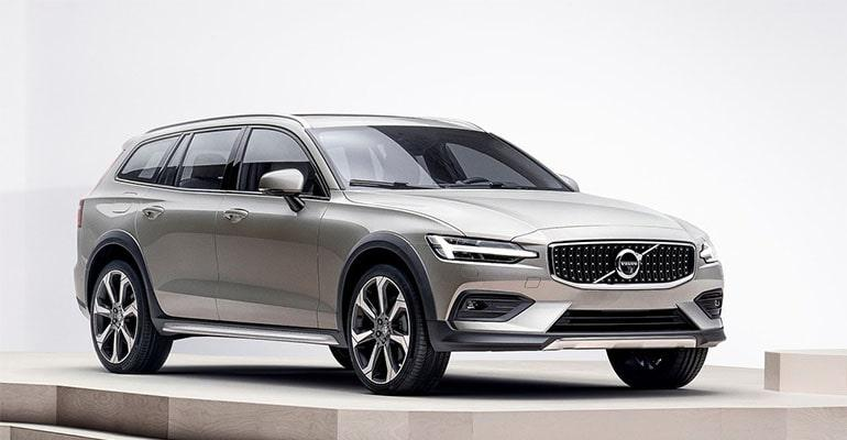 Volvo V60 Cross Country 2019 – новый вседорожный универсал c 210 мм просветом