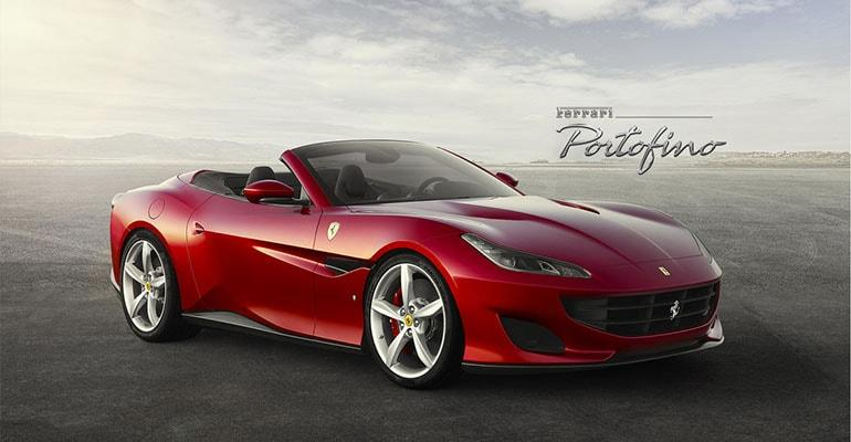 Ferrari Portofino 2018 – новинка в конюшне Феррари