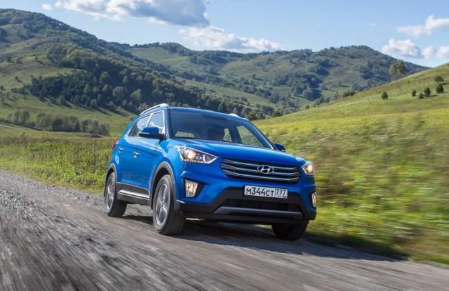 Поругаем «любимчика» или что не так в Hyundai Creta?