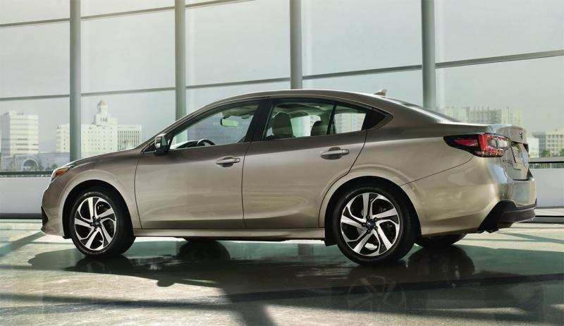 Subaru Legacy 2020 – Субару Легаси 7 поколения