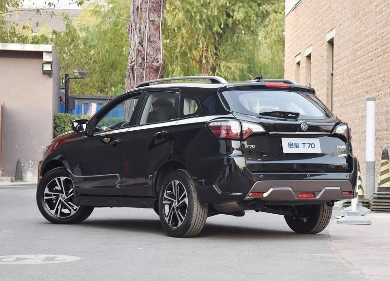 Venucia T70 2018 – обновление брата Nissan Qashqai