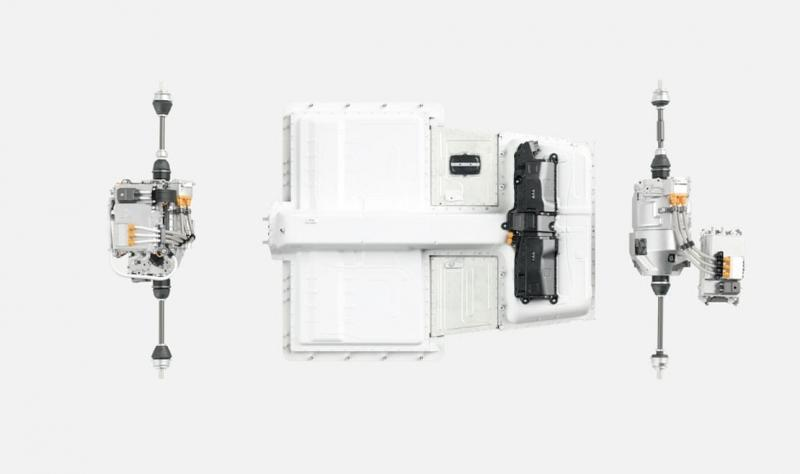 Polestar 2 2019-2020 – электрокар Полистар 2