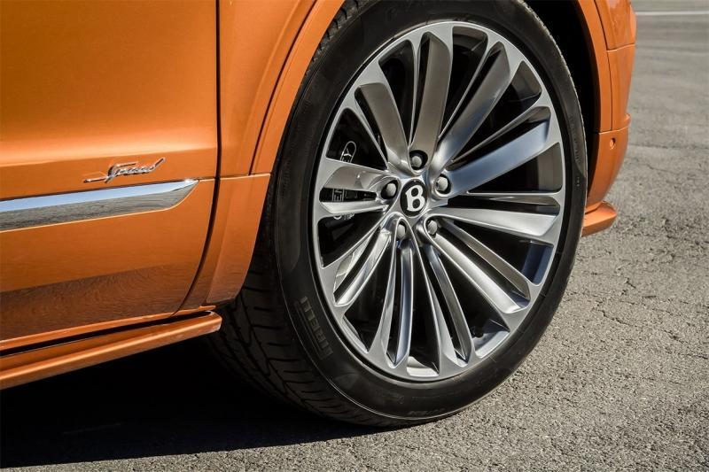 Bentley Bentayga Speed 2019 – самый быстрый кроссовер в мире