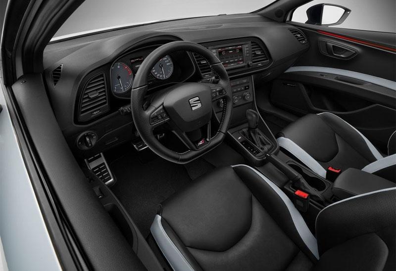 New Seat Leon Cupra – испанский глоток адреналина