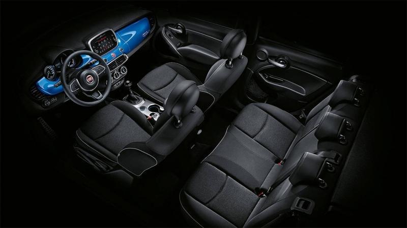 Fiat 500X 2019 – кроссовер Фиат 500х пережил рестайлинг