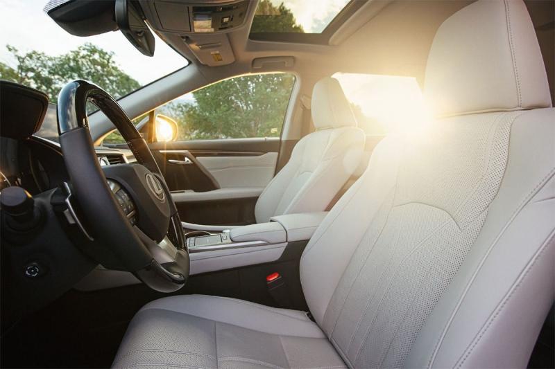 Lexus RX 2020 – кроссовер Лексус РХ в новом кузове