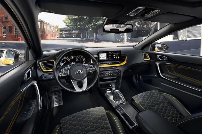Kia XCeed 2020 – новый кросс-хэтч Киа