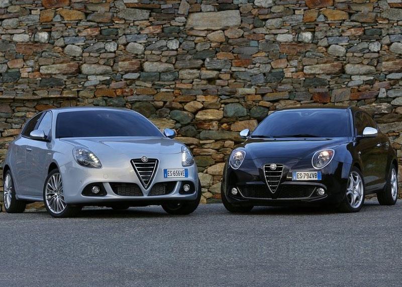 Alfa Romeo MiTo 2014 года — обновление компактного спортивного хэтча