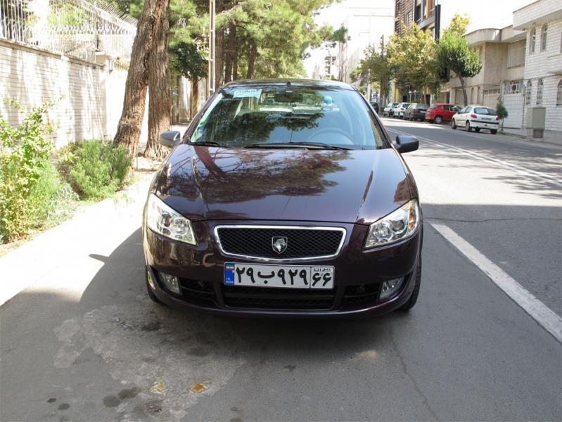 IKCO Runna — бюджетный седан из Ирана