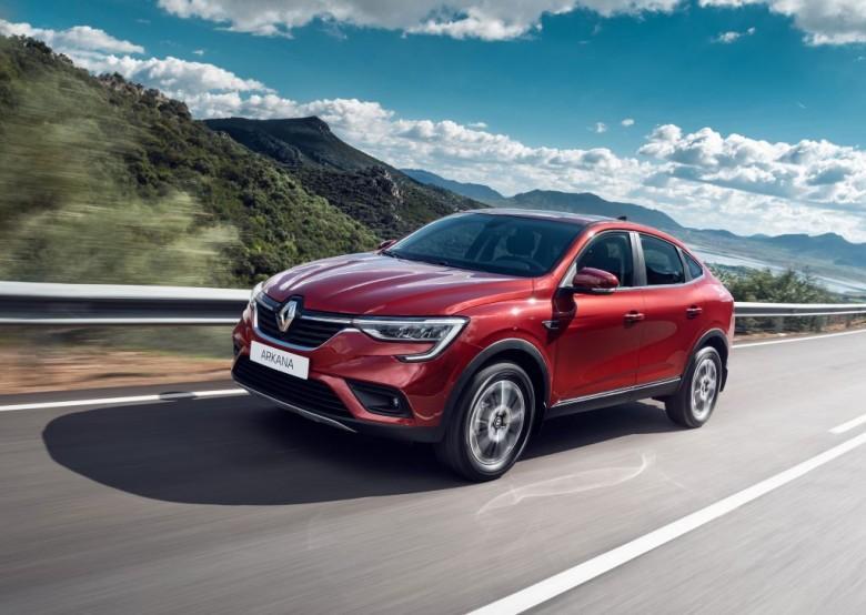 Свершилось! В России стартовали продажи Renault Arkana
