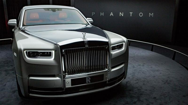 Отзывы о Rolls-Royce Phantom