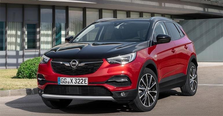Opel Grandland X Hybrid4 2019 – гибридный Опель Грандланд Х