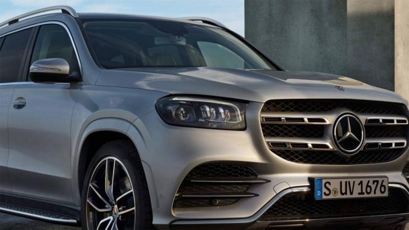 Mercedes-Benz GLS 2019 – новое поколение Mерседес GLS