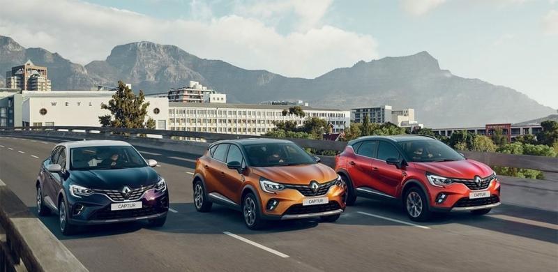 Renault Captur 2019 – паркетник Каптюр сменил поколение