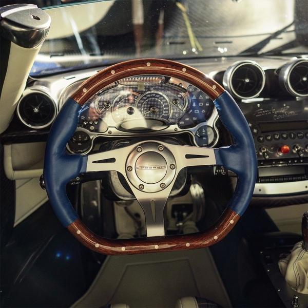 Pagani Zonda HP Barchetta – авто для Горацио Пагани
