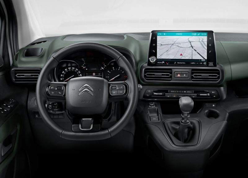 Citroen Berlingo 2019 – новое поколение французского компактвэна