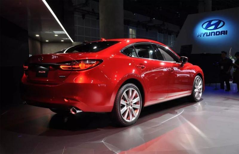 Mazda 6 2018 – обновление легкового флагмана Мазды