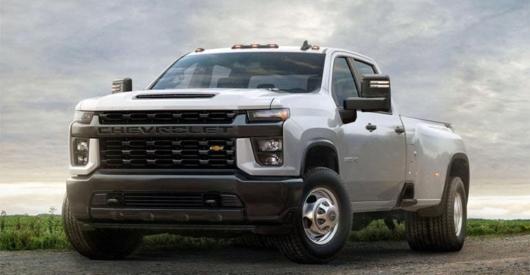 Chevrolet Silverado HD 2020 – Шевроле Сильверадо серии Heavy Duty