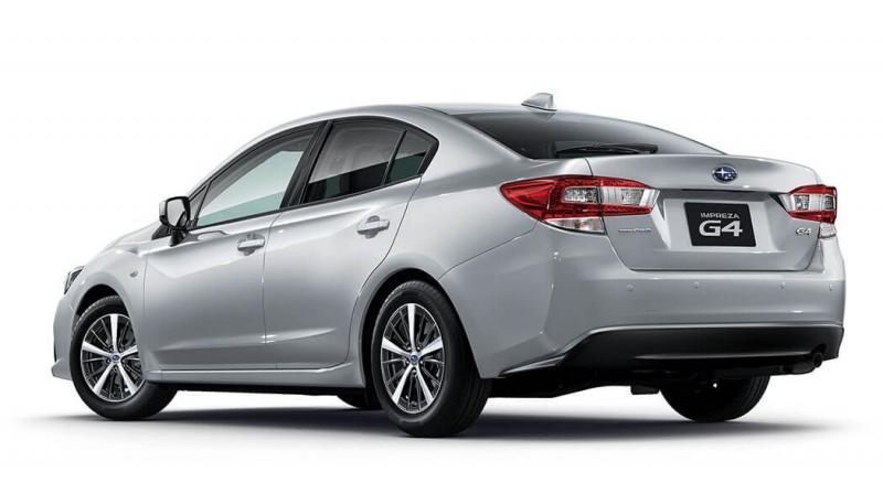 Subaru Impreza 2020 модельного года