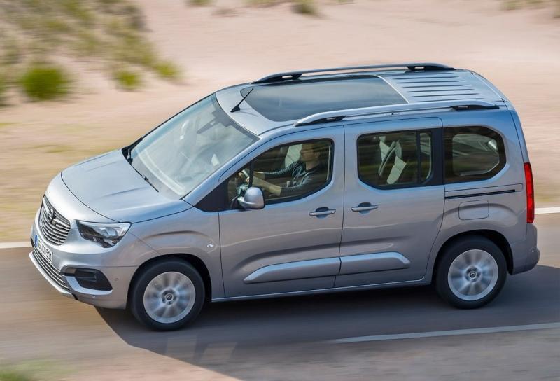 Opel Combo 2019 – брат-близнец Citroen Berlingo и Peugeot Partner